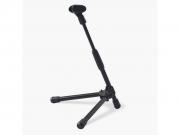 E-AMÁ-U asztali mikrofonállvány, kihajtható lábú