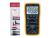 MX-25328 Digitális multiméter 5 az1-ben, USB csatlakozással