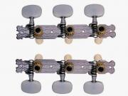 CMH-0150 CR klasszikusgitár hangolókulcs