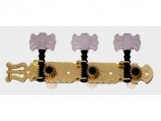 CMH-0351 GD klasszikusgitár hangolókulcs aranyozott