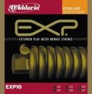 EXP-xx magas minőségű akusztikus húrkészlet