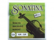 Sonatina 11 hegedűhúr készlet