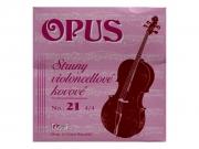 Opus 21 cselló húrkészlet