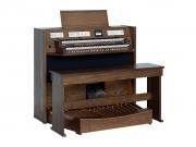 Clavis-2  templomi orgona