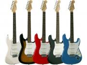 Rocker 100S  elektromos gitár