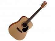 AD-810E-OP akusztikus gitár elektronikával