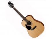 AD-810LH-OP balkezes, fémhúros, akusztikus gitár