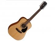 AD-810-12E-OP 12 húros akusztikus gitár EQ-val