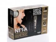NT-1A nagymembrá‡nos kondenzá‡tor stúœdi—ó mikrofon csomag