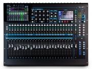 QU-24 digitális keverő, 24 csatorna