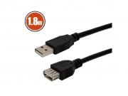USB hosszabbító, 1,8 m