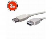 USB hosszabbító, 3 m