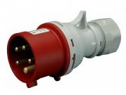 Ipari lengő dugvilla 32A IP44 400V (PCE-025)
