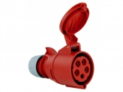 Ipari lengő dugalj 32A 5P IP44 400V (PCE-225)
