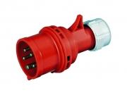 Ipari lengő dugvilla 16A 5P IP44 400V (PCE-015)