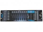 LC 100 16 csatornás DMX fényvezérlő
