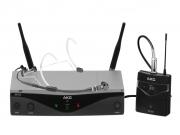 WMS-420 Headset, fejpántos mikrofonos szett