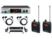 ew-300-2 IEM  G3    duál fülmonitor rendszer