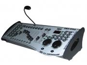 LC 200      16 csatornás DMX fényvezérlő