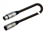 BMCXX  szerelt XLR kábel, 2- 5-10-15-20m hosszú