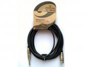 BMCJX  mikrofonkábel XLR mama-6,3mm Jackdugó, 5-10m hosszú