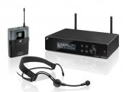 XSW2-ME3 vezeték nélküli fejpántos mikrofon